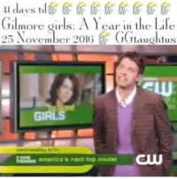 (CW interview promo for season 7) gilmoregirls gilmoregirlsrevival gilmoregirlsayearinthelife ggtpromo ggtinterviews gilmore100: ll days til  Gilmore girls: A Year in the Life  23 November 20IG  UU taught us  GIRLS  america's next top model  EMIERE (CW interview promo for season 7) gilmoregirls gilmoregirlsrevival gilmoregirlsayearinthelife ggtpromo ggtinterviews gilmore100