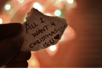 All I Want for Christmas Is You, Christmas, and Life: LL I  WANT 4  CHRISTHAS  IS U remanence-of-love:  All I want for Christmas is you…  Follow for more relatable love and life quotes!!