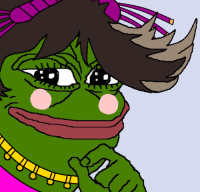 Made another edit, this time with Smug pepe featuring Joseph.: ll Made another edit, this time with Smug pepe featuring Joseph.