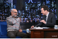 """Target, Cross, and Http: Lloyd Bidhop/NBC <p>David Cross is one lucky guy: Not only did Questlove DJ his wedding, <a href=""""http://www.latenightwithjimmyfallon.com/blogs/2013/09/david-cross-talks-wedding-meets-his-biggest-fan/"""" target=""""_blank"""">his ultimate fan surprised him on Late Night.</a></p>"""