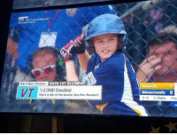 Crush, England, and Mlb: LLWS Now England Regional  Eimination Game  SS 5 Ben DeiblerE  BATS 1ST IN LINEUP  7  MT  1-2 (RBI Double)  Has a crush on his teacher (Sup Mrs. Stevens?)  Vermont  Massachusetts 0  2-2 2Outs Pitc Sup Mrs. Stevens