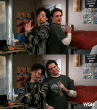 #TBT: The college days. #HIMYM: llyou arethe  DESIGNATED  DRIVER  ll you are the  DESIGNATED  DRIVER  lil  aEE  MERICA  LE #TBT: The college days. #HIMYM