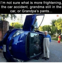 thumb_lm not sure what is more frightening the car accident 30779918 25 best car accident memes was memes, the memes, incoming memes