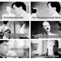 ALL THE YES GIVE ME THIS AU: lm sending you to rehab.  Your little brotherbeing exposed as  a drug addict is Scanda  you want to avoid  sees a  r Holmes tmy names Doctor Watson,  You wont send me to rehab, Myorot.  IS not more important than you  be overseeing your treatment. ALL THE YES GIVE ME THIS AU