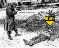 Lmao look at this dude  REVIVE