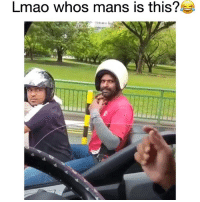Funny, Lmao, and Wtf: Lmao whos mans is this? Wtf clip of the day 😂
