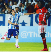 Memes, Book, and Champions League: LN3W Hirving Lozano helped Pachuca book their spot in the @CONCACAF Champions League final with a 3-1 win over FC Dallas. The winger struck twice late on to seal a 4-3 aggregate win for the Mexican side. SCCL CONCACAF Pachuca Tuzos Lozano @tuzosoficial @fcdallas