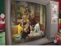 """Memes, 90's, and 🤖: LO  o  ANTENNA  TV  S On Christmas Day, Antenna TV is bringing you """"Christmas Through the Years"""", a timeline of great holiday episodes spanning from the '50s through the '90s, airing in chronological order from 7a to 1:30a ET."""