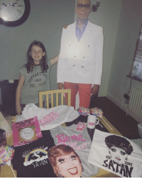 Birthday, Life, and Love: LOCAL  GIRL S When you surprise your little sister on her 11th birthday with everything drag queen related 😂 including a life size @rupaulofficial !! birthday love sister