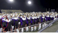 Local University Marching Band