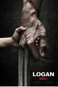Wolverine 3 poster reveals 'Logan' title  Thoughts on this title and the poster?  - Joker: LOGAN  MARCH 3 Wolverine 3 poster reveals 'Logan' title  Thoughts on this title and the poster?  - Joker