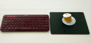 Comfortable, Keyboard, and Mouse: logitech  del  #2  14  F7  ins  F5  F10  F11  F3  Fo  %  &  back  5  3  4  }  1  P  R  tab  enter  F  H  K  G  D  caps lock  A  ?  N M  shift  V  B  C  shift  /  alt  ctrl  alt  start  alt opt  olt op  cmd 3t  cmd After 20 years of programming, here is the keyboard and ultralightweight mouse I found most comfortable ever