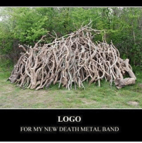 Metal: LOGO  FOR MY NEW DEATH METAL BAND