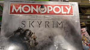 lol-coaster:It's started - Skyrim Monopoly  : lol-coaster:It's started - Skyrim Monopoly