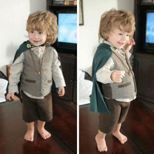 lolzandtrollz:  Little Frodo Is Adorable: lolzandtrollz:  Little Frodo Is Adorable