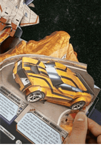 Tumblr, Blog, and Http: lolzandtrollz:  Transformer Booklet