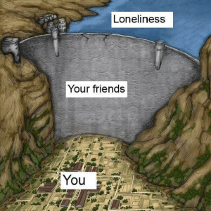 Friends, Life, and Loneliness: Loneliness  Your friends  You Never forget the important people in your life
