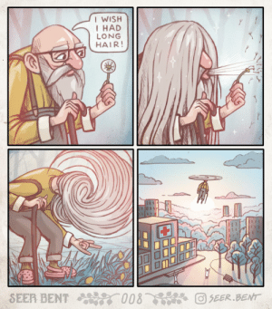 LONG HAIR [OC]: LONG HAIR [OC]