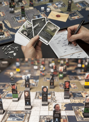 Game of Thrones, Tumblr, and Blog: LONGCL   NTV  ION  YGRITT novelty-gift-ideas:Clue: Game of Thrones Edition
