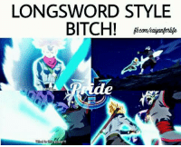 He Brought it back!! Lol Shit was 🔥🔥🔥🔥!  I posted the Episode already... #LongSwordStyle: LONGSWORD STYLE  BITCH! Ahear gag remife  fbcon./aaiyar  power?! He Brought it back!! Lol Shit was 🔥🔥🔥🔥!  I posted the Episode already... #LongSwordStyle