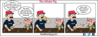 God, Jesus, and Memes: LOOK, ALL  I'M SAYING IS THAT THE  BIBLE IS THE WORD OF GOD  AND WE SHOULO 00  AND JESUS  WHAT IT SAYS.  SAID, GO ANO SELL  EVERYTHING YOU HAVE,  GIVE TO THE POOR, AND  FOLLOW ME.  The Atheist Pig  theatheistpig.com  EXCEPT THAT  THAT S OBVIOUSLY  TAKEN OUT OF  CONTEXT