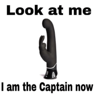 Look at me  I am the Captain now