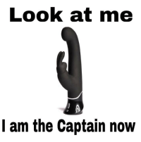 Look At Me I Am The Captain Now: Look at me  I am the Captain now