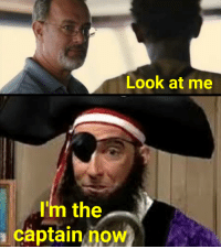 Memes, Good, and Investing: Look at me  I'm the  captain now