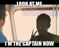 LOOK AT ME  I'M THE CAPTAIN NOW Matt McGloin walking into the Raiders locker room like... -DC