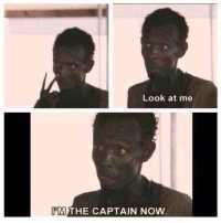 Look at me  PM  THE CAPTAIN NOW When I'm left at home with my younger siblings