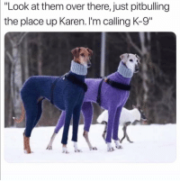 """Funny, Them, and Calling: 