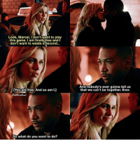 [The Originals 4x13] I'M SO HAPPY THAT REBEL ARE FINALLY TOGETHER AND MY BABY REBEKAH IS HAPPY 😍😍😍 ⠀ Q: Do you ship them? ⠀ My edit give credit [ rebel rebekahmikaelson marcelgerard theoriginals|174.4k]: Look, Marcel, I don't want to pla  this game. I am finally free and  don't want to waste a second...  And nobody's ever gonna tell us  that we can't be together. Ever.  Youare free, And so am I.  So what do you want to do? [The Originals 4x13] I'M SO HAPPY THAT REBEL ARE FINALLY TOGETHER AND MY BABY REBEKAH IS HAPPY 😍😍😍 ⠀ Q: Do you ship them? ⠀ My edit give credit [ rebel rebekahmikaelson marcelgerard theoriginals|174.4k]