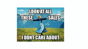 The funniest Black Friday memes - CNET - Page 11: LOOKAT ALL  SALES  THESE  IDONT CARE ABOUT The funniest Black Friday memes - CNET - Page 11