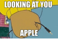 What have you done!?!: LOOKING AT YOU  APPLE  inngflip-com What have you done!?!
