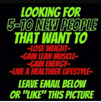 """LOOKING FOR  5-10 NEW PEOPLE  THAT WANT TO  -LOSE WEIGHT  -GAIN LEAN MUSCLE  -GAIN ENERGY  LIVE A HEALTHIER LUFESTVLE  LEAVE EMAIL BELOW  OR TLIKET"""" THIS PICTURE ***it's not too late to get in on the July challenge **** 30 DAY BODY TRANSFORMATION ***** D.M FOR DETAILS ***** - allsummer17 ...... - Lose weight - reduce Body fat -gain lean Muscle mass - Gain Healthy weight .. fitforlife herbalife herbalifeindependentdistributor herbalife24 loseweịght gainleanmuscle healthyeating fitforlife -let me help you be a healthier stronger you Phone :3473583285 Email: arize75@gmail.com"""