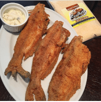 Looking for the perfect Southern Fish Fry???Try @brass.cuisine, a Black Owned spice company. Each 10oz bag is seasoned so all you have to do is dip and fry! BrassCuisine Spices Seasonings BlackOwnedBusiness Southern: Looking for the perfect Southern Fish Fry???Try @brass.cuisine, a Black Owned spice company. Each 10oz bag is seasoned so all you have to do is dip and fry! BrassCuisine Spices Seasonings BlackOwnedBusiness Southern