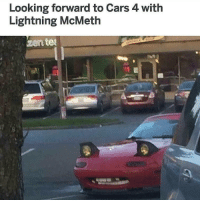 Cars, Lightning, and Dank Memes: Looking forward to Cars 4 with  Lightning McMeth  zen te