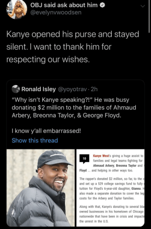 Looks like he heard us (via /r/BlackPeopleTwitter): Looks like he heard us (via /r/BlackPeopleTwitter)