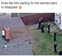 Logic, Memes, and Stars: looks like he's waiting for the wanted stars  to disappear  lo  lei ying. GTA logic... @lei.ying.lo