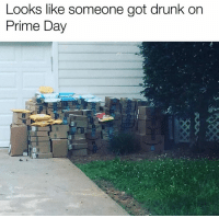 Dank, Drunk, and 🤖: Looks like someone got drunk on  Prime Day