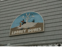 """Target, Summer, and Beach: LOONEY DUNES <p>Keep your Summer fun going with a classic LNJF gallery of <a target=""""_blank"""" href=""""http://www.latenightwithjimmyfallon.com/blogs/2010/09/the-35-most-amazingly-punny-beach-house-names/#item=135331"""">The 35 Most Amazingly Punny Beach House Names</a>. These are the best beach house names out there, sands down. Sea what I did there? (I just did it again!)</p>"""