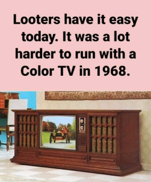 Looters got it easy!: Looters got it easy!