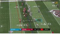 Football, Nfl, and Sports: LOPI  INESI  RAF  FOX NFL  4TH & Le  PANTHERS  3 FALCONS  3 2nd 12:22 02 4th & 4  FL This is about as dirty as it gets  https://t.co/IfgKQgfzwI