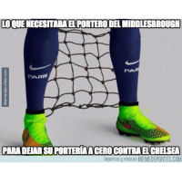 Chelsea, Memes, and Paris: LOQUENECESITABANELPORTERODDELIMIDOLESBROUGH  PAR  PARIS  PARA DEARSUPORTERIAACEROCONTRAELCHELSEA  Deportes risasen MEMEDEPORTES.COM Los tres goles de caño 3-0 chelsea conte descendieron lideres lostresgolesdetunel premier semarcoundavidluiz memedeportes
