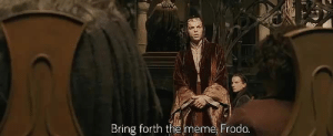 Lord of the Memes: Lord of the Memes