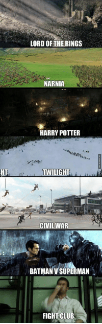 Harry Potter Twilight
