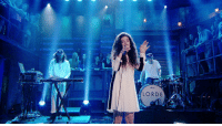 """Lorde, Target, and Sang: LORDE <p>Lorde made her US TV debut on the show tonight. She <a href=""""http://www.latenightwithjimmyfallon.com/blogs/2013/10/lorde-royals/"""" target=""""_blank"""">sang &lsquo;Royals&rsquo;</a> on air and then <a href=""""http://www.latenightwithjimmyfallon.com/blogs/2013/10/lorde-white-teeth-teens/"""" target=""""_blank"""">performed 'White Teeth Teens&rsquo;</a> as a web exclusive!</p>"""