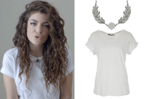 Lorde: 'Royals' Music Video Outfit   Steal Her Style: Lorde: 'Royals' Music Video Outfit   Steal Her Style