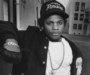 24 years ago we lost an icon. Eazy-E was the architect to this whole West Coast gangsta shit we love today. Roll one up, pour some out, and let the Alpine's play some Eazy-E and NWA.: LOS A 24 years ago we lost an icon. Eazy-E was the architect to this whole West Coast gangsta shit we love today. Roll one up, pour some out, and let the Alpine's play some Eazy-E and NWA.