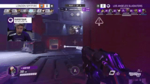 Love, Tumblr, and Blog: LOS ANGELES GLADIATORS  LONDON SPITFIRE  MAP 1 OF 4  53  5S  82  SUREFOUR  AS SOLDIER: 76  SUVIREFOUOSR sureglad: surefour'saccurate helix rockets vs the spitfire (note: i love london, no hate on them! this was too impressive not to post tho)